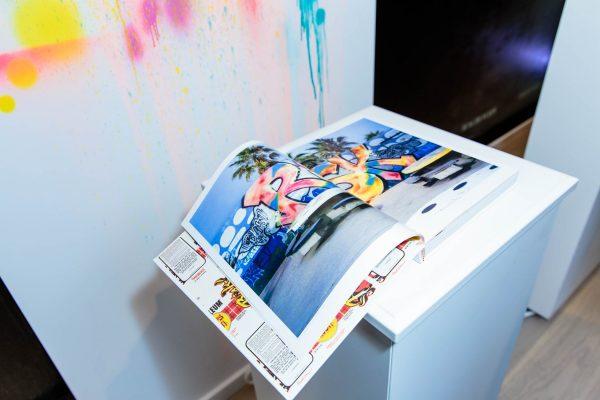 News, RISK, Taglialatella Galleries, Toronto, Exhibition, Neon, Rolling Stone
