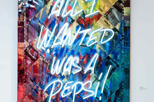 News, RISK, Taglialatella Galleries, Toronto, Exhibition, All I Wanted Was A Pepsi