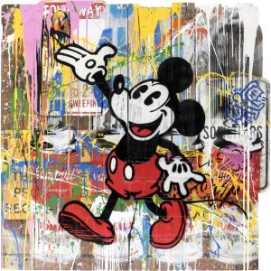 Mr. Brainwash, Mickey