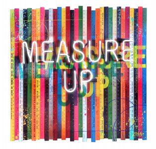 RISK, Measure Up #1 (Neon)