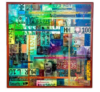 RISK, License Plates III
