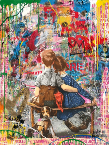 Mr. Brainwash, Work Well Together