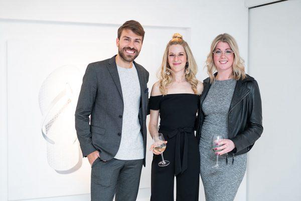 Un-Fancy, Erin Rothstein, Taglialatella Galleries, Toronto, Exhibition, Yorkville, Mackenzie Sinclair, Alan Ganev