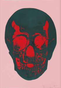 Hirst, Till Death Do Us Part - Coral Red Silver Gloss