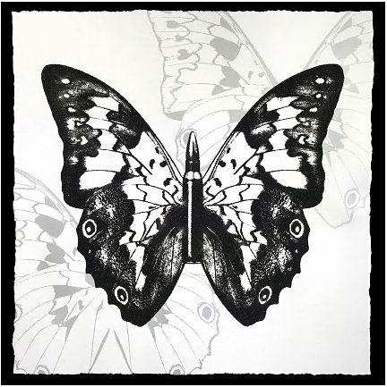 Rubem Robierb, Metamorphosis Black on White