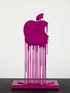 Zevs, Liquidated Apple (Pink)