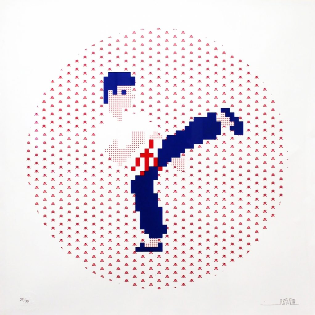 Invader, Kung Fu Club