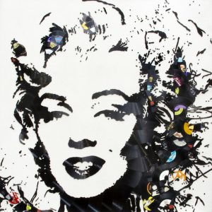 Mr. Brainwash, Marilyn Monroe