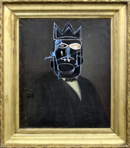 Mr. Brainwash, King Vader