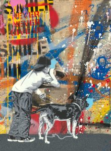 Mr. Brainwash, Imagine