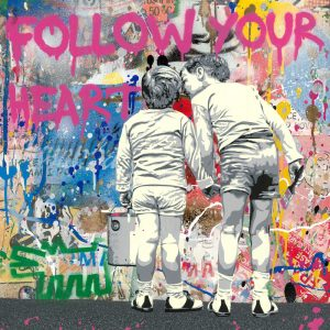 Mr. Brainwash, Brother's Advice