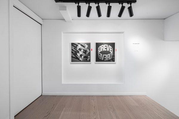 Taglialatella Galleries, Taglialatella Galleries - Toronto, Taglialatella Toronto, TAG, TAG Toronto, Ben Johnston, FOREVER FOREVER, Exhibition, Typography, FOREVER, ALWAYS
