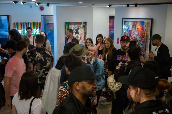 News, FOREVER FOREVER, Ben Johnston, Taglialatella Galleries, Toronto, Exhibition