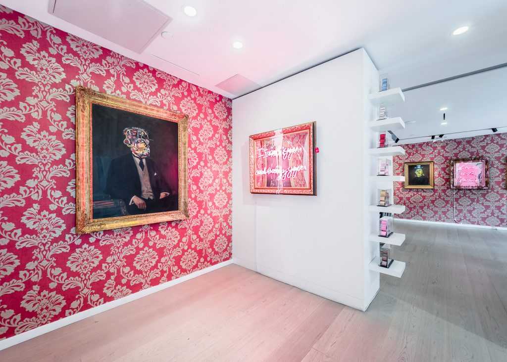 Exhibition, Mr. Brainwash, Toronto Is Beautiful, Taglialatella Galleries, TAG TO, Anniversary