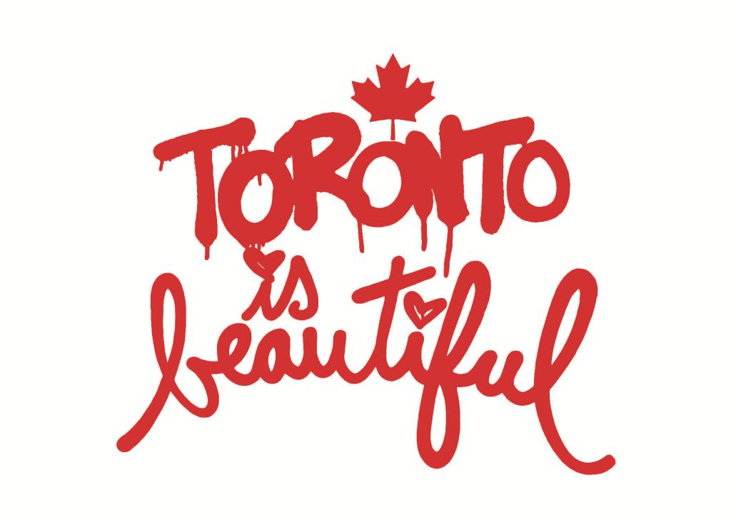 Toronto is Beautiful, Mr. Brainwash, Taglialatella Galleries Toronto, One-Year Anniversary, Yorkville Murals